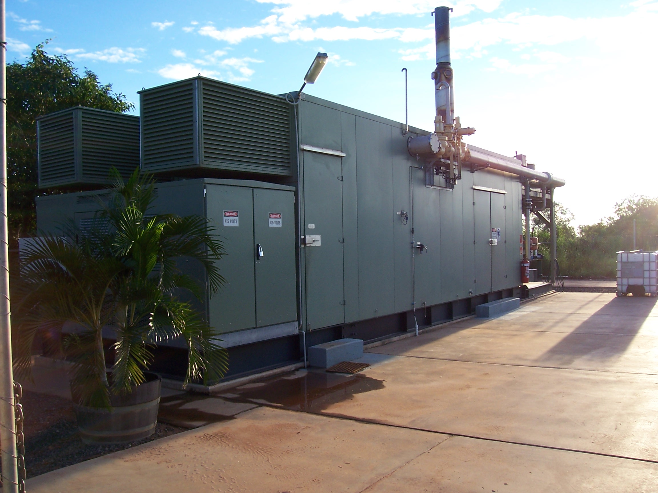 Darwin Renewable Energy Facility