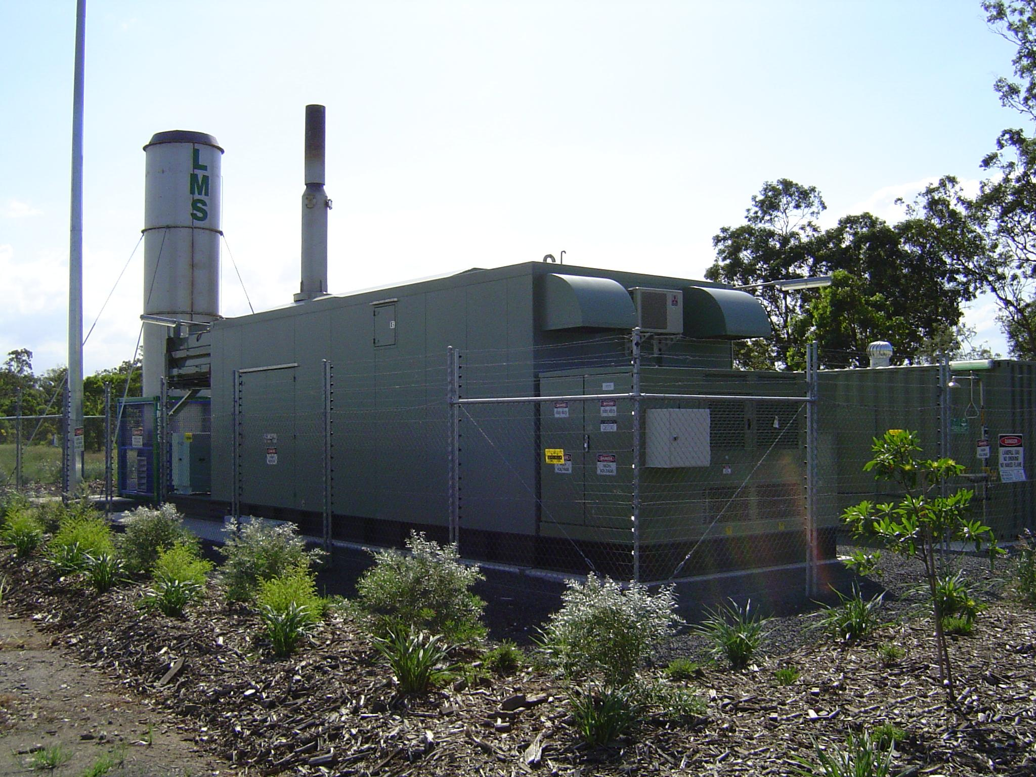 Ipswich Renewable Energy Facility